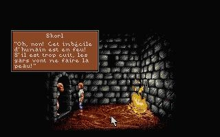 LURE OF THE TEMPTRESS [ST] - Atari ST () rom download